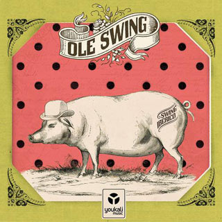 CD Ole Swing - Swing Ibérico